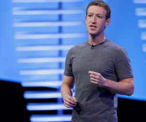 Facebook Mark Zuckerberg luigi zanni