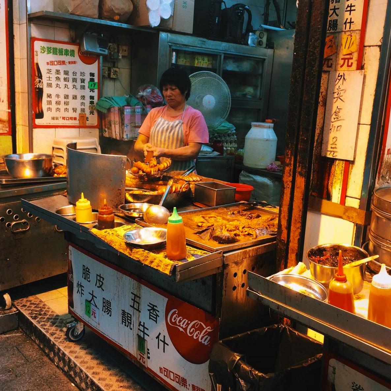 Foto scattata durante un viaggio ad Hong Kong. © Luigi Zanni
