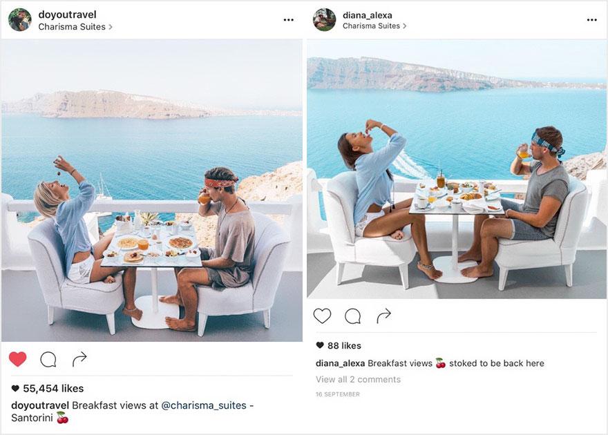 influencer instagram lauren bullen jack morris luigi zanni