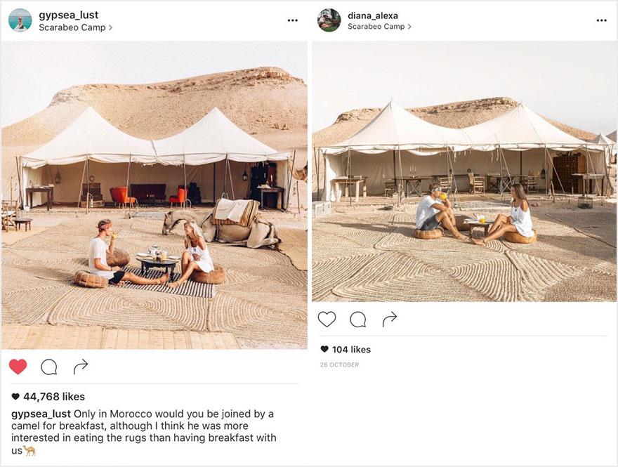 nfluencer instagram lauren bullen jack morris luigi zanni 11