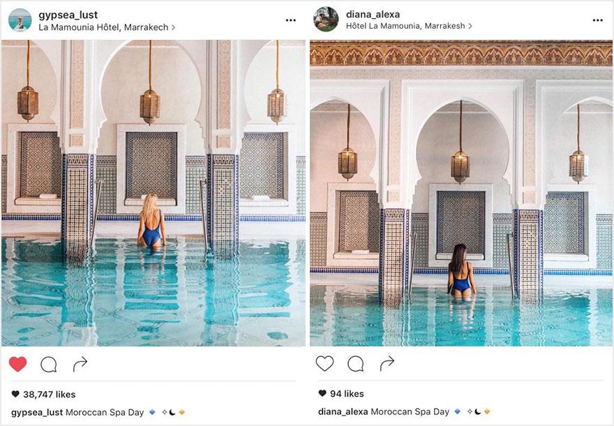nfluencer instagram lauren bullen jack morris luigi zanni 12