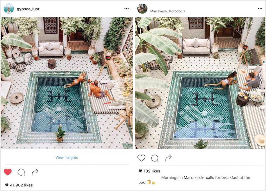 nfluencer instagram lauren bullen jack morris luigi zanni 16