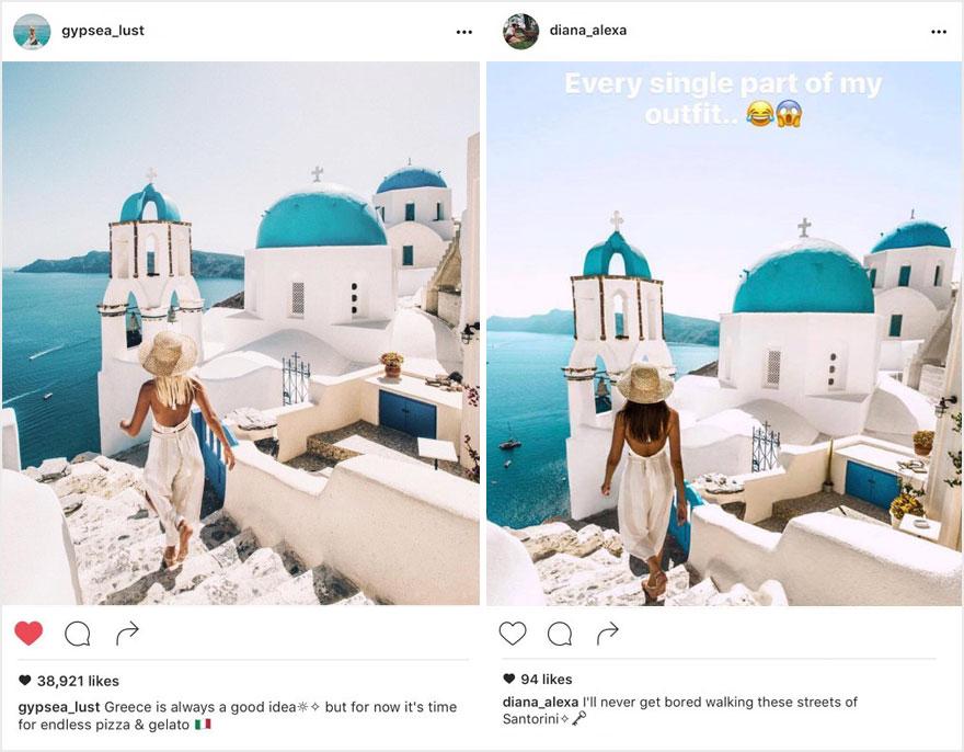 nfluencer instagram lauren bullen jack morris luigi zanni 3