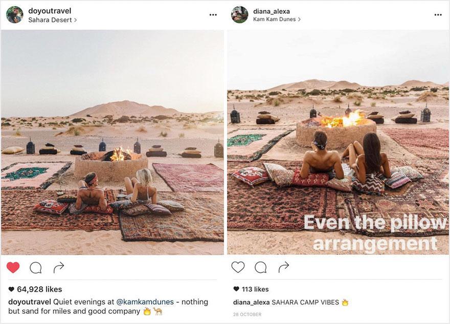nfluencer instagram lauren bullen jack morris luigi zanni 4