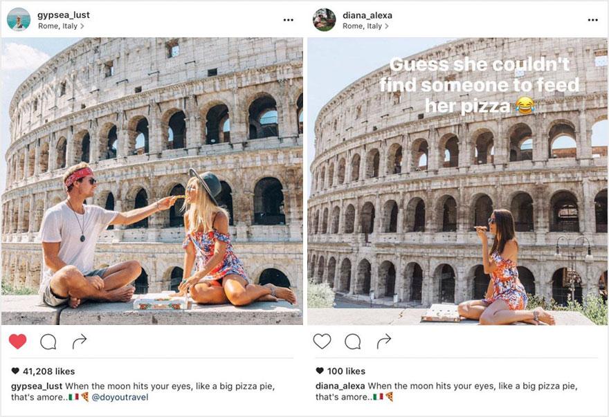 nfluencer instagram lauren bullen jack morris luigi zanni 6