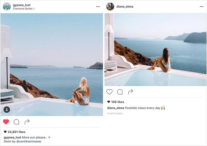 nfluencer instagram lauren bullen jack morris luigi zanni 7