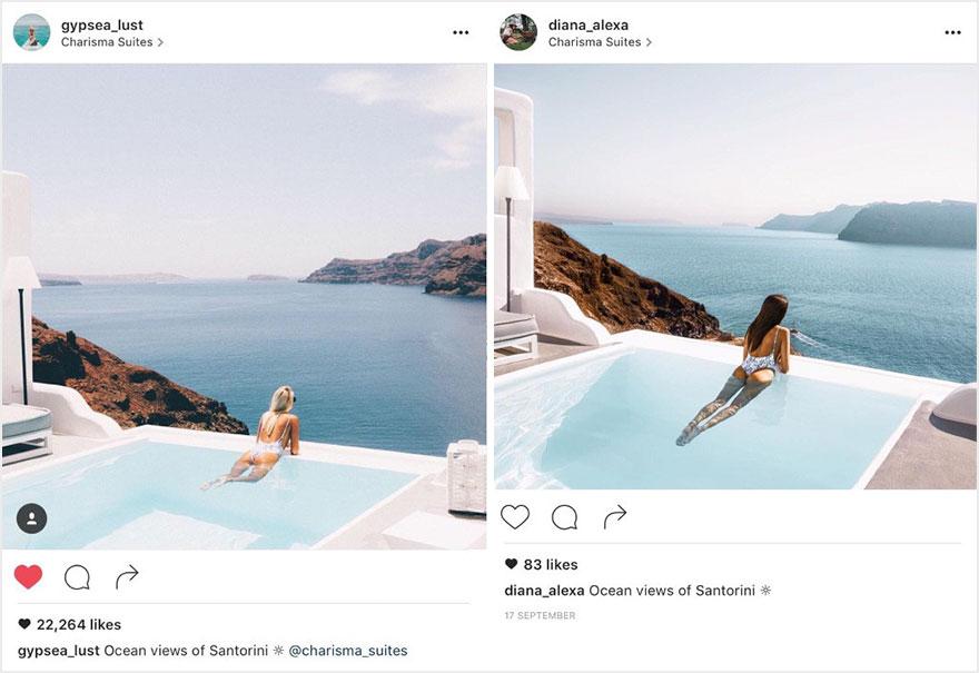 nfluencer instagram lauren bullen jack morris luigi zanni 8