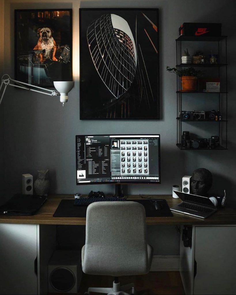 è la posizione del monitor