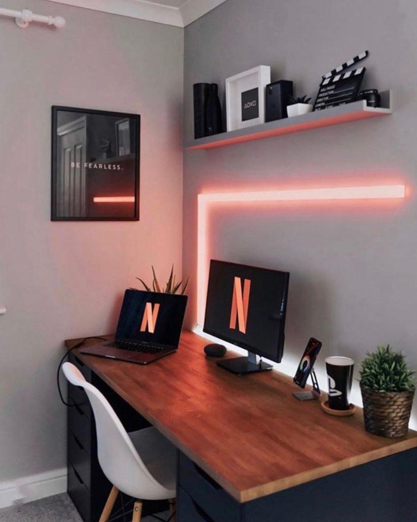 e illuminare bene la stanza è fondamentale!